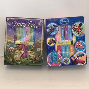 Disney Mini Board Books